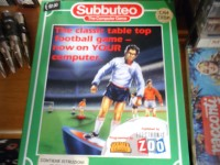Subbuteo Commodor 64
