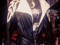 80's leather